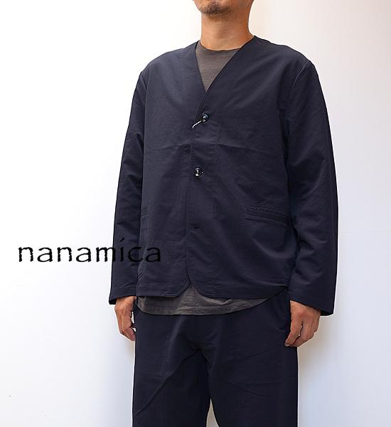 【nanamica】ナナミカ men's ALPHADRY Cardigan Jacket