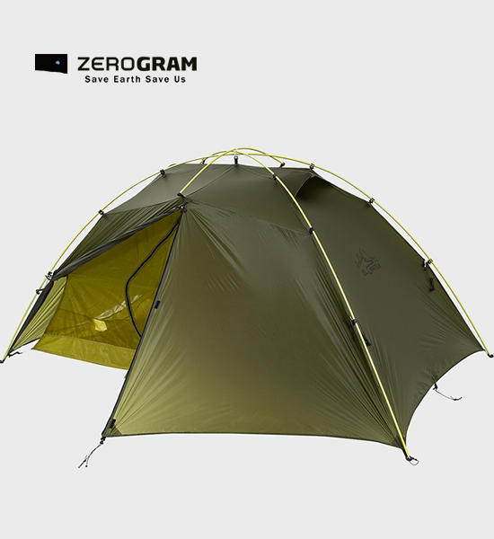 【ZEROGRAM】ゼログラム All New El Chalten Pro 2P