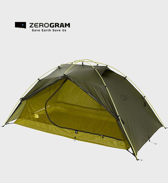 【ZEROGRAM】ゼログラム All New El Chalten Pro 1.5P