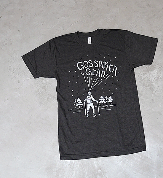 【Gossamer Gear】ゴッサマーギア Glow in the dark Shirt