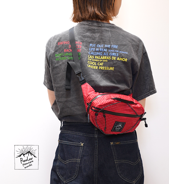 【RawLow Mountain Works】ロウロウマウンテンワークス Nuts Pack SPECTRA