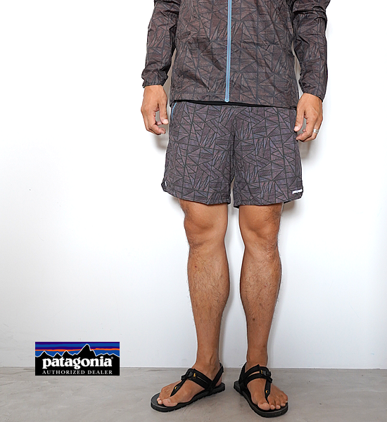 【patagonia】パタゴニア men's Nine Trails Shorts-8 In