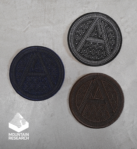 【Mountain Research】マウンテンリサーチ Tribe A Patch