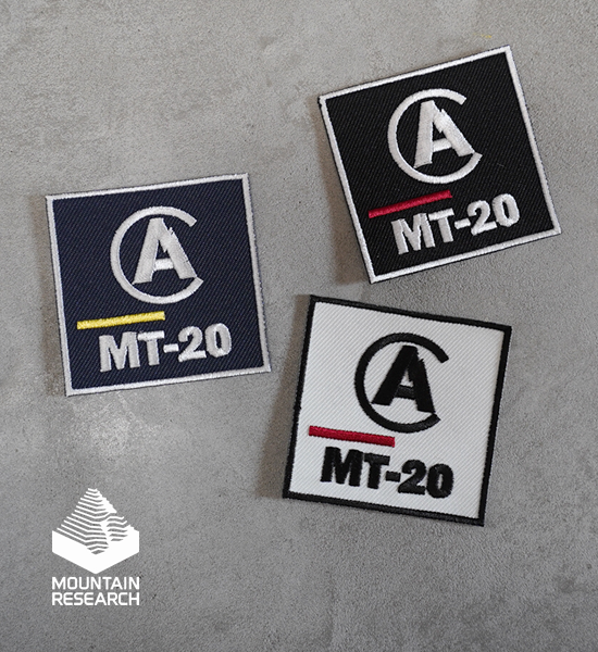 【Mountain Research】マウンテンリサーチ MT-20 Patch