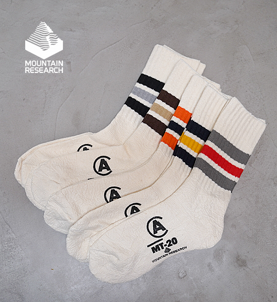 【Mountain Research】 マウンテンリサーチ Line Sox
