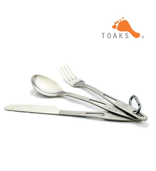 【TOAKS】トークス Cutlery Set ※ネコポス可