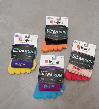 【injinji】インジンジ women's Ultra Run Mini-Crew