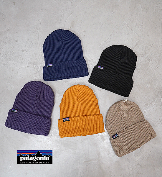 """【patagonia】 パタゴニア Fishermans Rolled Beanie """"6Color"""" ※ネコポス可"""