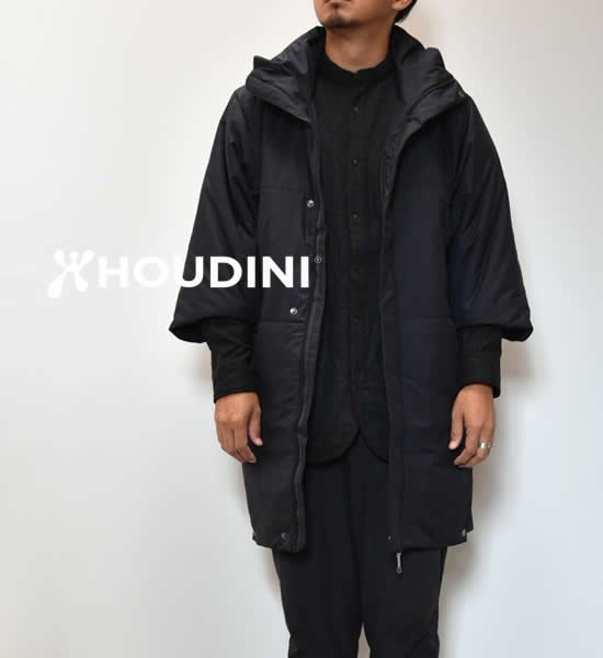 【HOUDINI】フーディニ unisex The Cloud