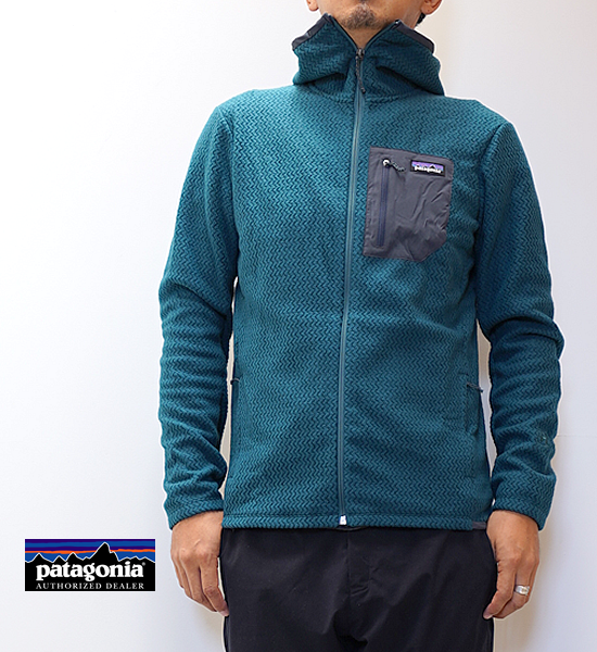 【patagonia】パタゴニア men's R1 Air Full-Zip Hoody