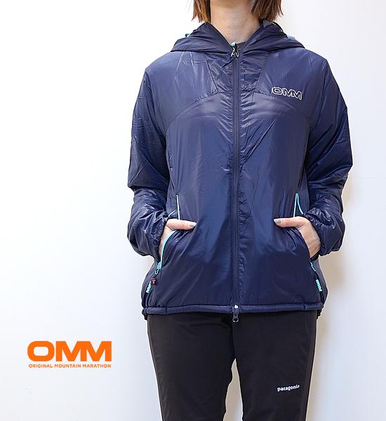 【OMM】オリジナルマウンテンマラソン women's Rotor Hood Jacket