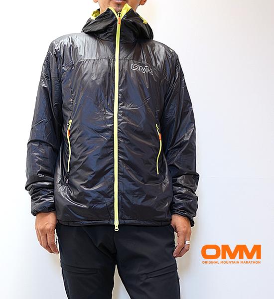 【OMM】オリジナルマウンテンマラソン men's Rotor Hood Jacket