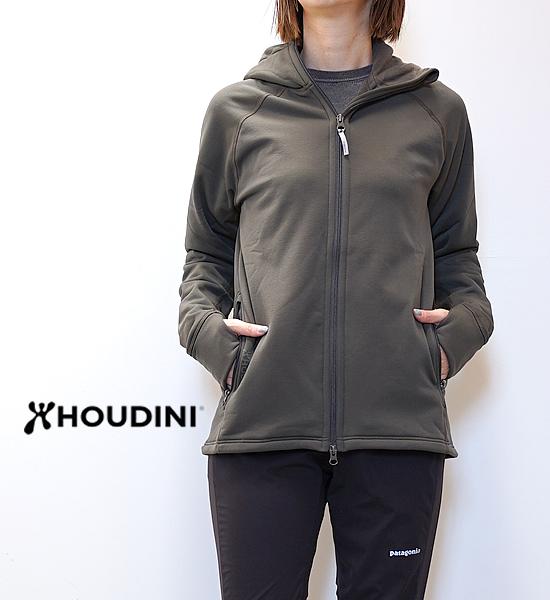【HOUDINI】 フーディニ women's Power Houdi