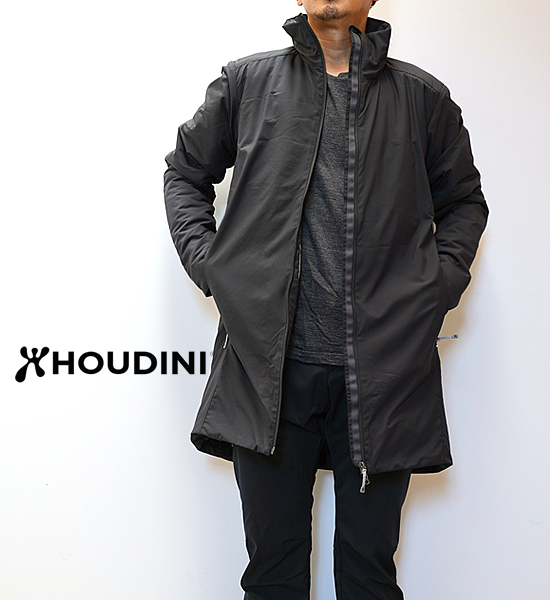 【HOUDINI】フーディニ men's Add-in Jacket