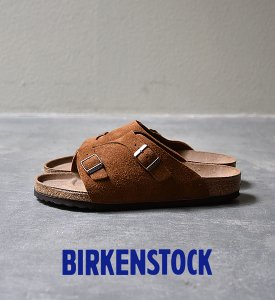 "<img class='new_mark_img1' src='//img.shop-pro.jp/img/new/icons13.gif' style='border:none;display:inline;margin:0px;padding:0px;width:auto;' />【BIRKENSTOCK】 ビルケンシュトック  ZURICH ""Brown"""