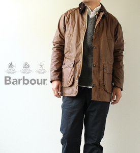 【Barbour】 バブアー Bedale SL スリムフィット
