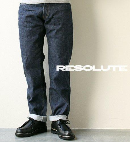 【RESOLUTE】 リゾルト 711 ストレート