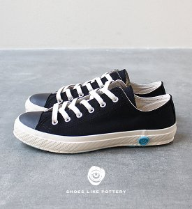 """【SHOES LIKE POTTERY 】 シューズライクポタリー LOW """"Black"""""""