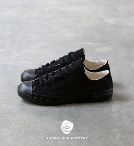 "<img class='new_mark_img1' src='https://img.shop-pro.jp/img/new/icons13.gif' style='border:none;display:inline;margin:0px;padding:0px;width:auto;' />【SHOES LIKE POTTERY 】 シューズライクポタリー Low ""Black Monochrome"""