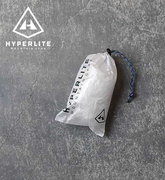 "【Hyperlite Mountain Gear】 Nano Cuben Stuff Sack ""White""※メール便可"