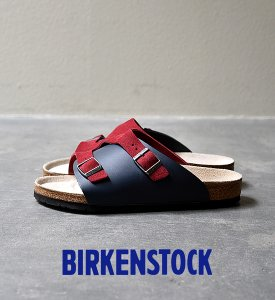 "<img class='new_mark_img1' src='//img.shop-pro.jp/img/new/icons13.gif' style='border:none;display:inline;margin:0px;padding:0px;width:auto;' />【BIRKENSTOCK】 ビルケンシュトック ZURICH ""Red"""