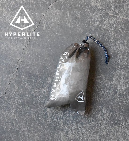 "【Hyperlite Mountain Gear】 Nano Cuben Stuff Sack ""Black""※メール便可"