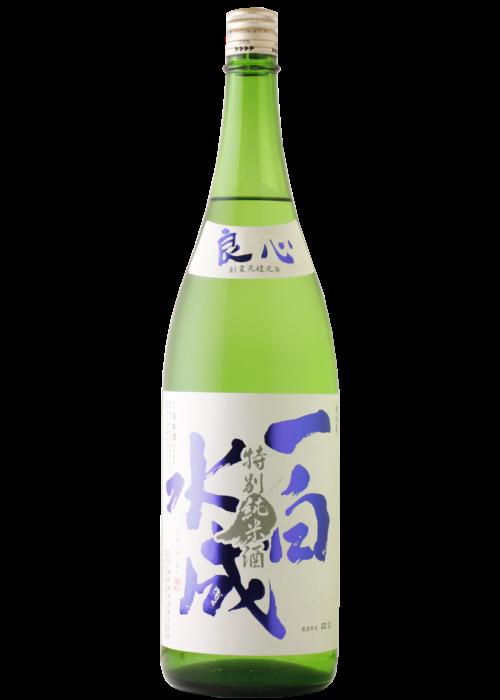 一 白水 星 日本酒
