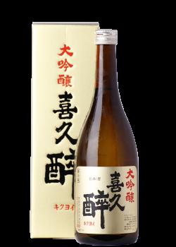 【専用箱入】喜久醉 山田錦40 大吟醸 720mL