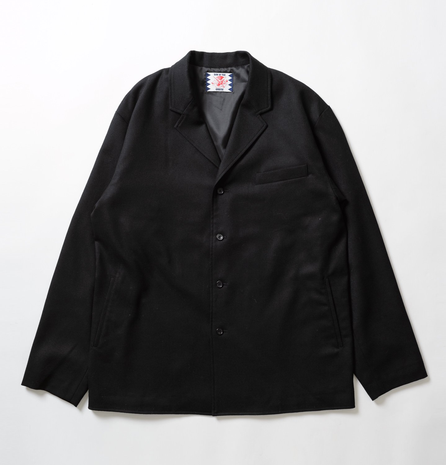 Loose JKT(BLACK)