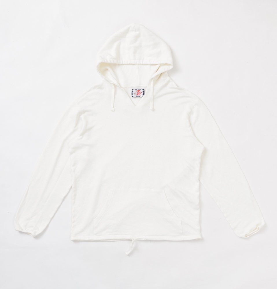 MEXICAN HOODIE(WHITE)
