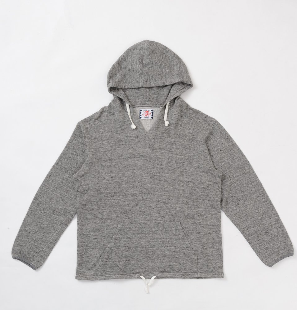 MEXICAN HOODIE(GRAY)