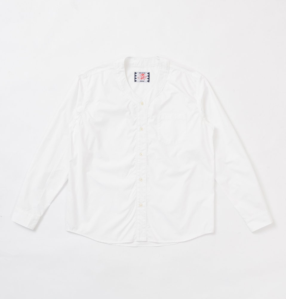 CLEAN HIT SHIRTS(WHITE)