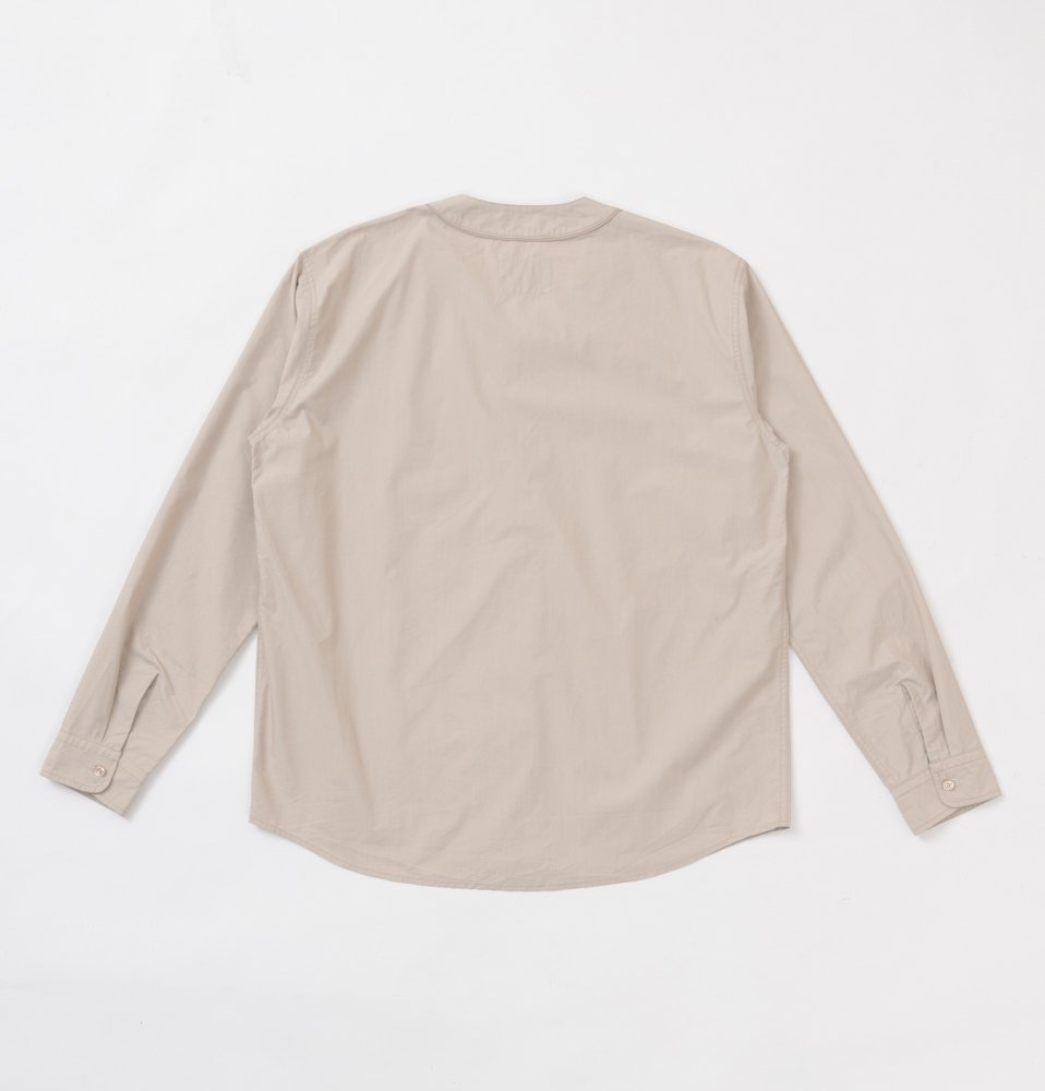 CLEAN HIT SHIRTS(BEIGE)