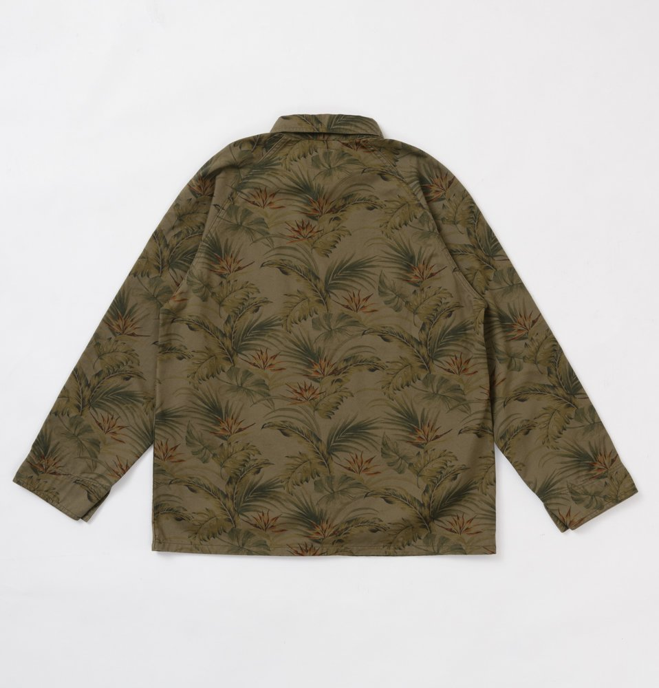 MR. GREEN ARMY JKT(OLIVE)