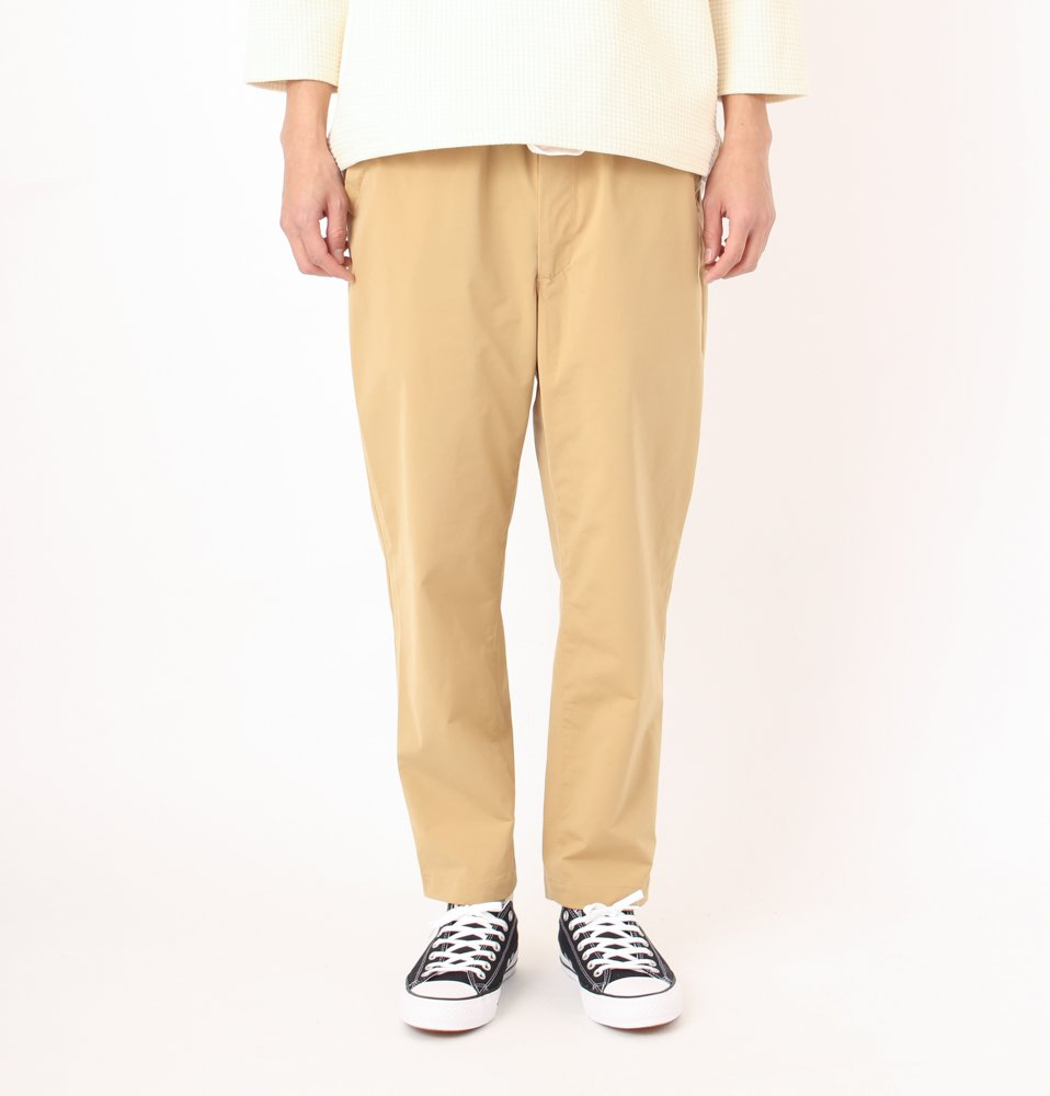 CROPPED SWIM PANTS(BEIGE)