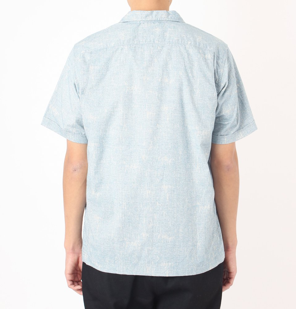 CAMBRIC SHIRTS(BLUE)