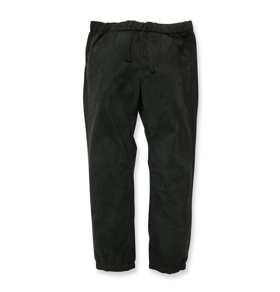 ULTRA SUEDE PANTS(GRAY)