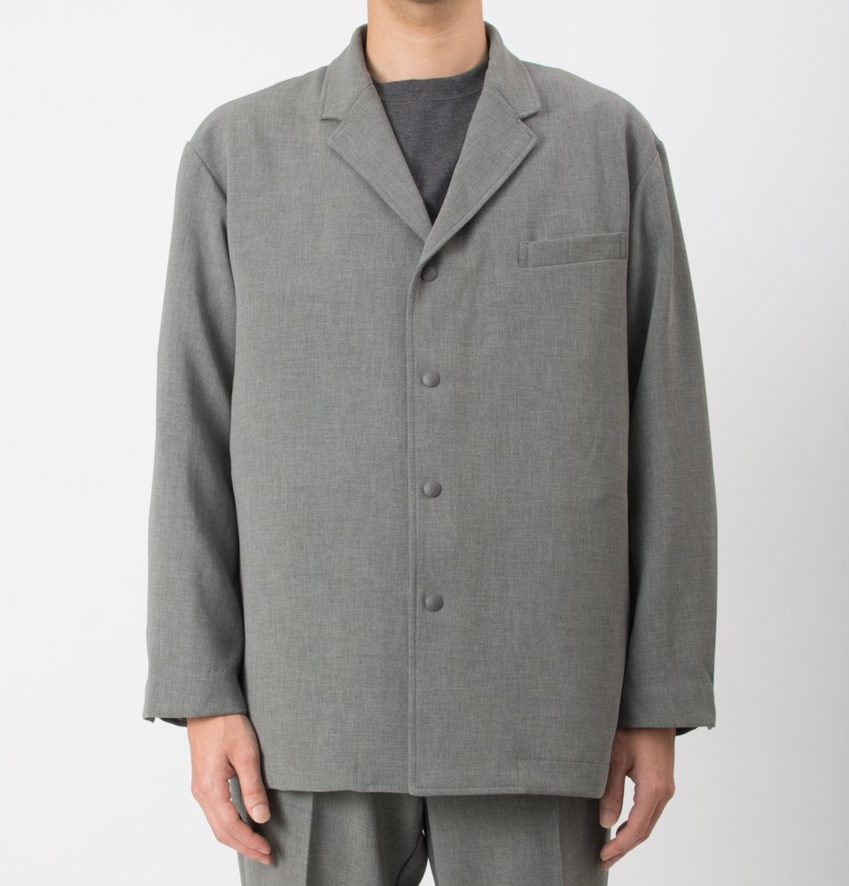 LOOSE JKT(GRAY)