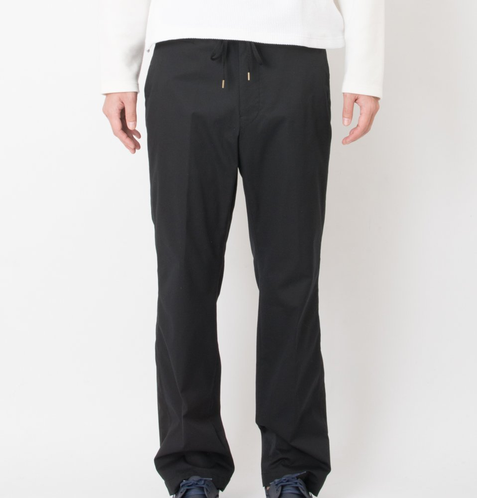 Hong Kong slacks(BLACK)