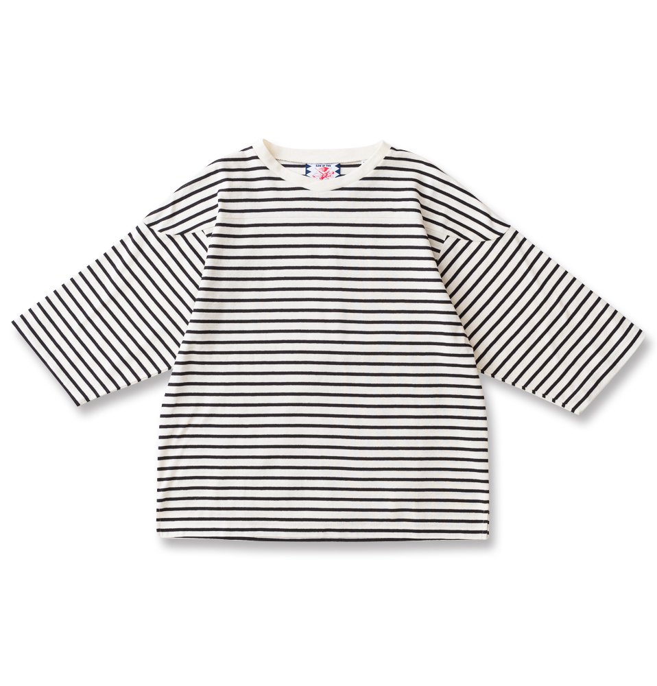 surf knit board shirts(OFF WHITE)