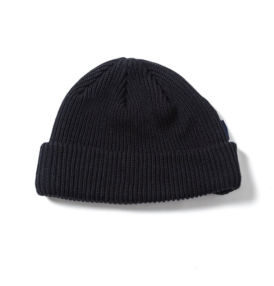 C100 KNITCAP(BLACK)