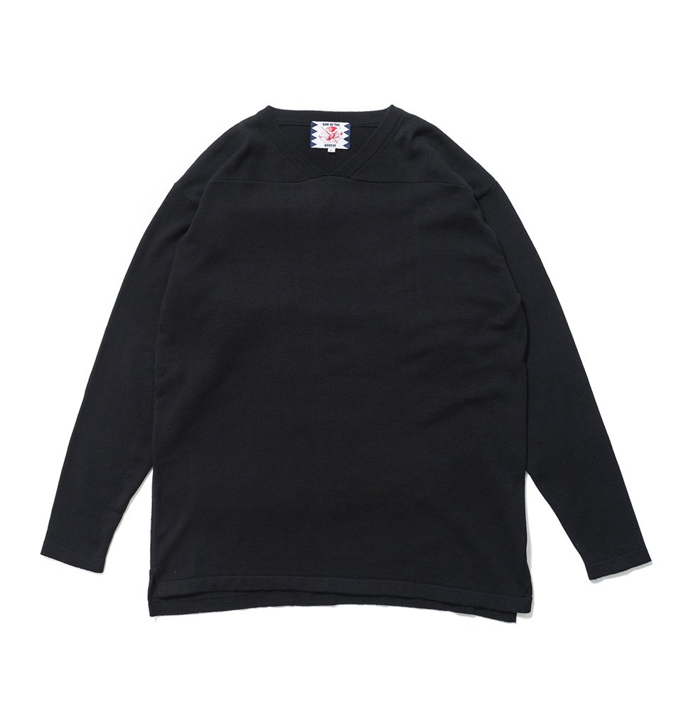 fooligan C100 shirt(BLACK)