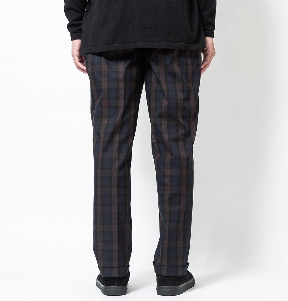 college pants(BROWN)