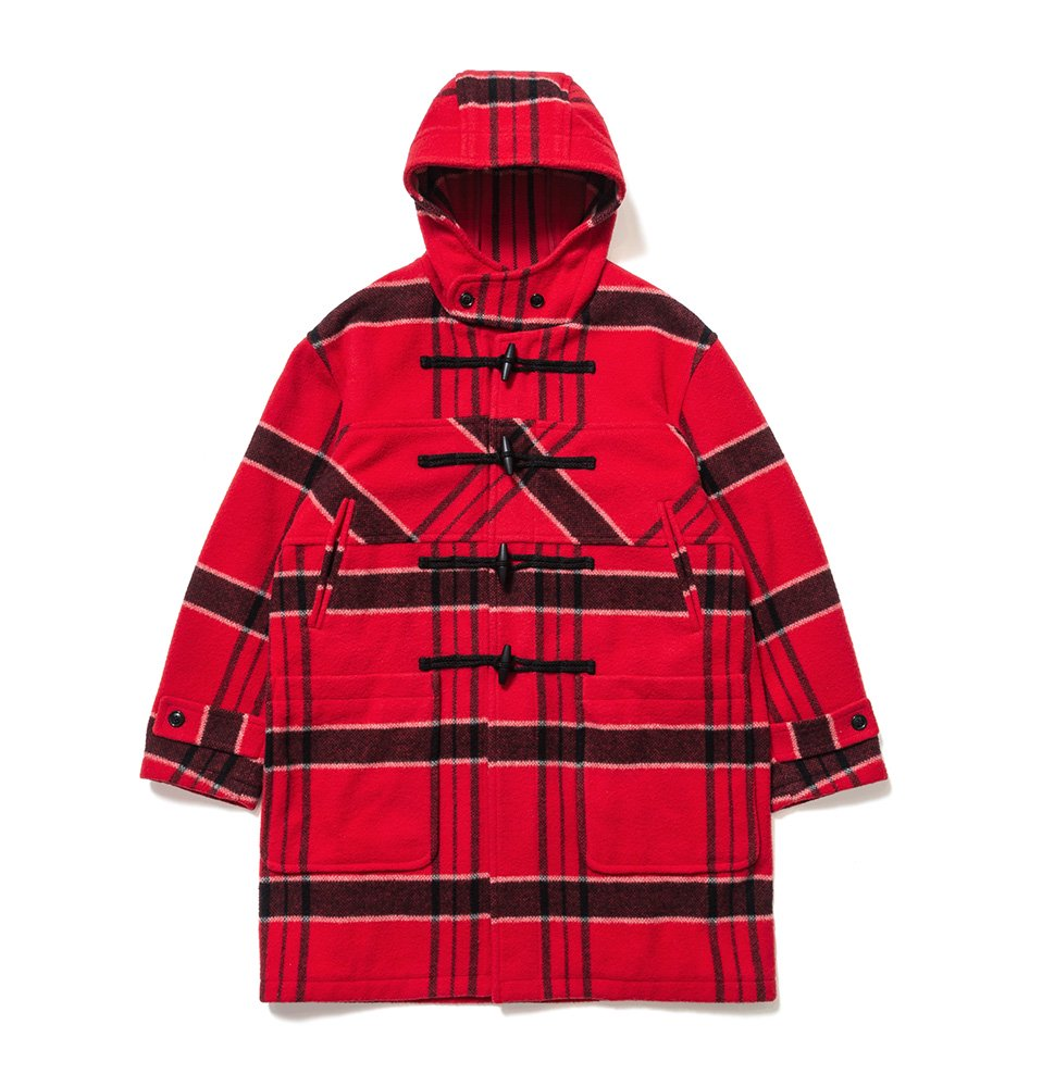 DUFFLE COAT(RED)