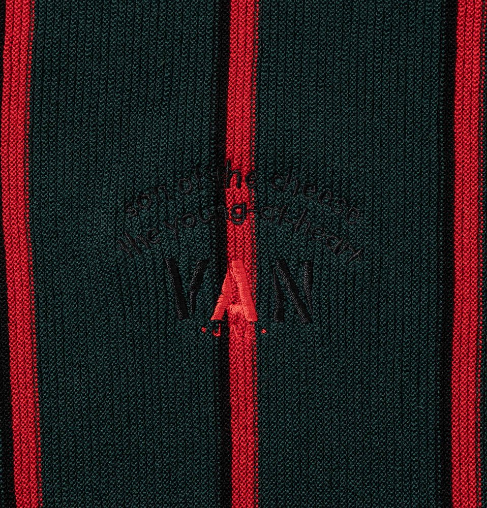 VAN KNIT (GREEN)