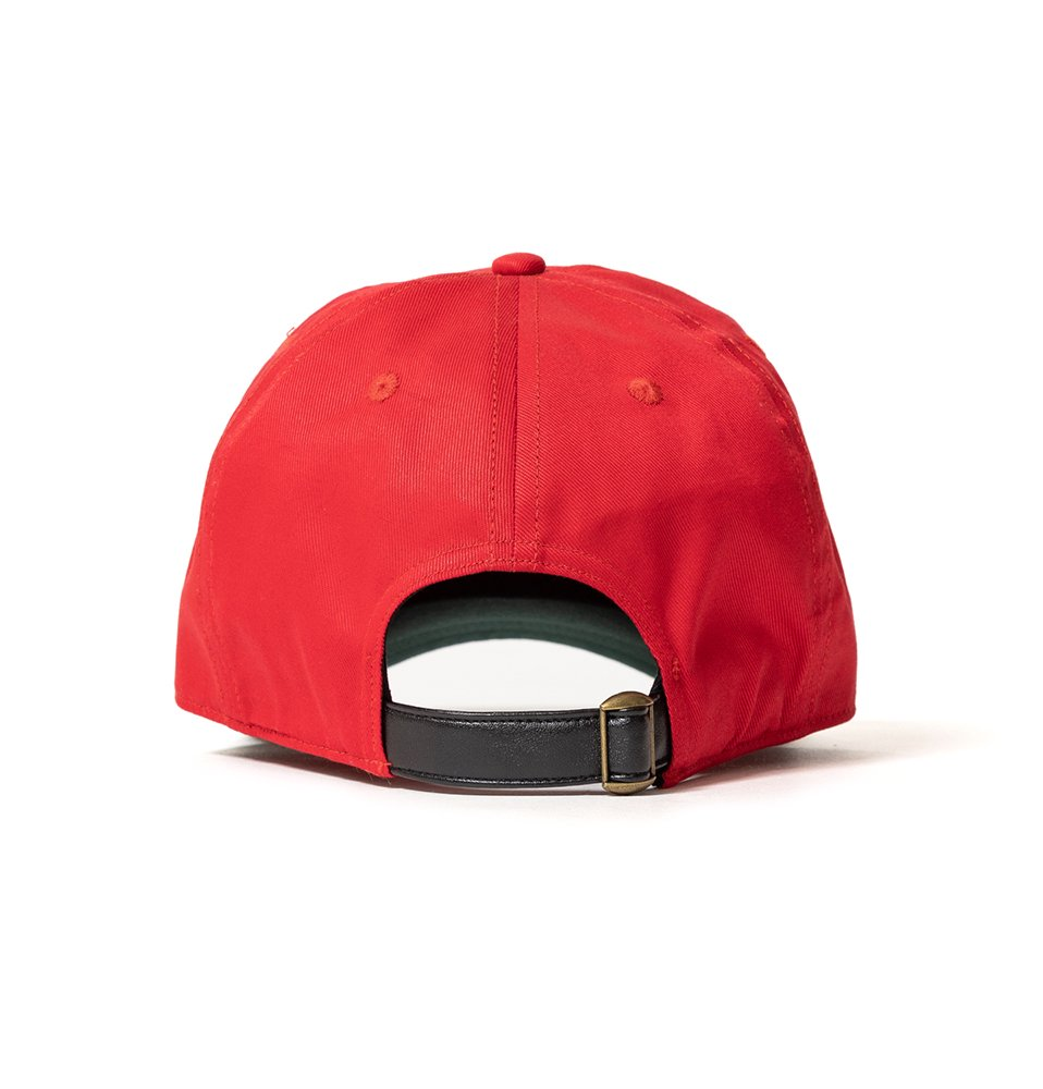 VAN CAP (RED)