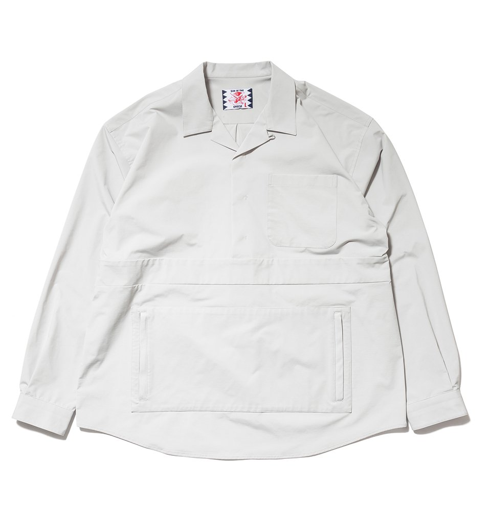 P/O  Shirt JKT(GRAY)