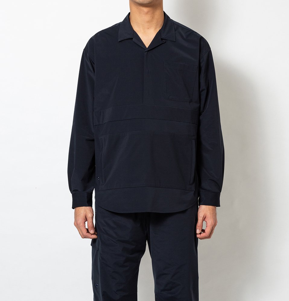 P/O  Shirt JKT(NAVY)