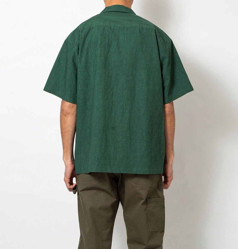 FLAP Shirt SS (GREEN)