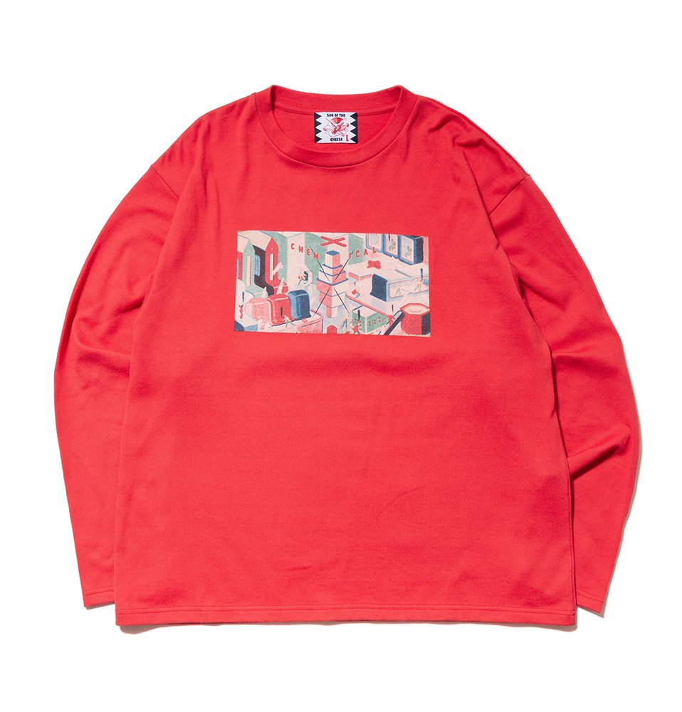 Chem factory LS TEE(RED)